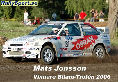leif pettersson rally
